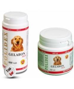 Витаминно-минеральный комплекс Gelabon Plus для собак (профилактика)