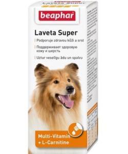 Витамины для кожи и шерсти Собак, масло (Laveta Super for Dogs)