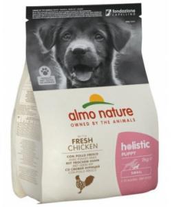 Для щенков малых пород с курицей, Holistic Small Puppy&Chicken