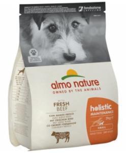 Для взрослых собак малых пород с говядиной, Small&Beef and Rice Holistic