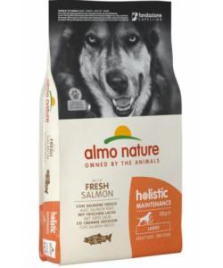 Для взрослых собак крупных пород с лососем, Holistic Large&Salmon