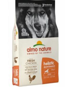 Для взрослых собак крупных пород с курицей, Holistic Large&Chicken