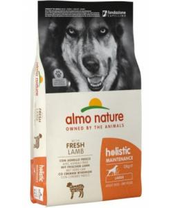 Для взрослых собак крупных пород с ягненком, Holistic Large&Lamb