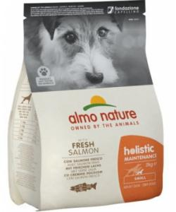 Для взрослых собак малых пород с лососем, Holistic Small&Salmon