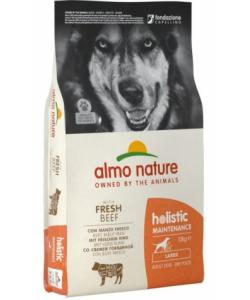 Для взрослых собак крупных пород с говядиной, Large Adult Beef and Rice Holistic