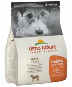 Для взрослых собак малых пород с ягненком, Holistic Small&Lamb