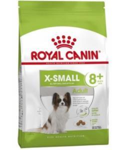 Для взрослых собак карликовых пород от 8 до 12 лет, (X-Small Adult 8+)