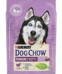 Для пожилых собак 9+ с ягненком (Senior)