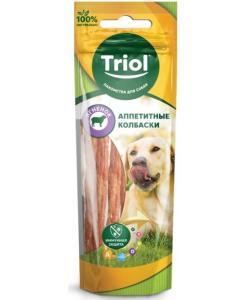 Аппетитные колбаски из ягненка для собак (PT04)