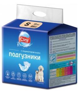 Подгузники для животных весом 3-6 кг (размер S ) 10 шт.