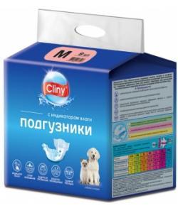 Подгузники для животных весом 5-10 кг (размер M ) 9 шт.