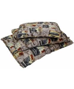 Матрац пухлый со съемным чехлом мебельная ткань для животных