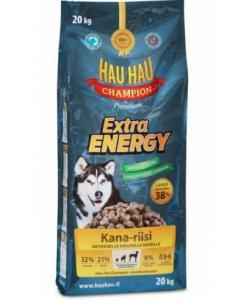 Для активных собак всех пород Extra Energy