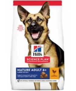 Для пожилых собак крупных пород с курицей (Senior Large Breed)