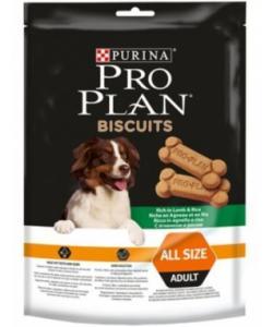 Лакомство бисквиты для собак с ягненком и рисом