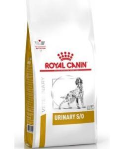 Для собак при мочекаменной болезни, струвиты, оксалаты (Urinary S/O)