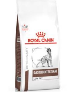 Диета с ограниченным содержанием жиров для собак при нарушении пищеварения (Gastro Intestinal Low Fat )