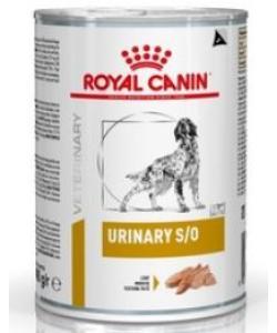 Консервы для собак при мочекаменной болезни, Urinary S/O Canine