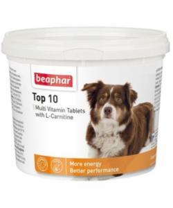 Витамины для собак с L-карнитином (Top 10 for Dogs),