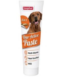 Мультивитаминная паста для собак, Duo Active Paste