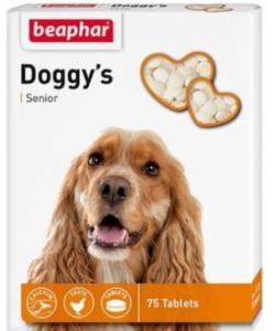 Кормовая добавка для собак старше 7 лет, 75 таб., Doggy's Senior