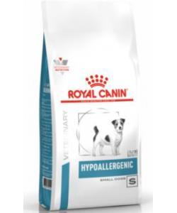 Для собак малых пород с пищевой aллергией, Hypoallergenic small