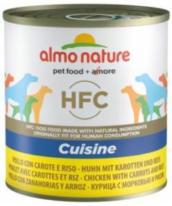 "Консервы для собак ""Курица с морковью и рисом по-домашнему""(Home Made - Chicken with Carrots and Rice)"