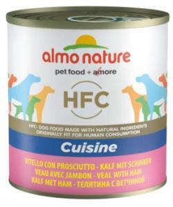 Консервы для собак с телятиной и ветчиной, Classic HFC Veal&Ham