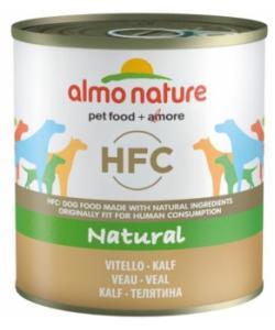 Консервы для собак с телятиной, Classic HFC Veal