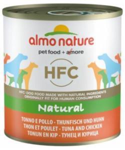 Консервы для собак с тунцом и курицей, Classic HFC Tuna&Chicken