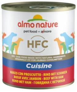 Консервы для собак с говядиной и ветчиной, Classic HFC Beef&Ham