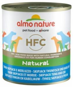 Консервы для собак с полосатым тунцом и треской, Classic HFC Skip Jack Tuna and cod