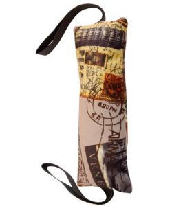 Игрушка для собак палка С 2-мя ручками  (текстиль) 20 см