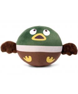"""Игрушка """"Птенчик"""" со звуком, для собак, плюш, 17 см"""
