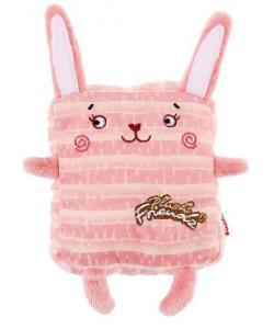 Игрушка для собак Кролик с пищалкой, серия PLUSH FRIENDZ (85013) 12 см