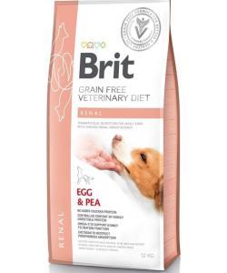 Беззерновая диета для собак при хронической почечной недостаточности VD Dog Grain Free Renal