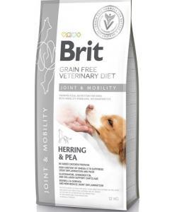 Беззерновая диета для собак при заболеваниях суставов и нарушениях подвижности  VD Dog Grain Free Joint & Mobility