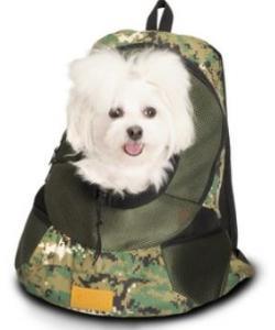 """Рюкзак-переноска спортивный для животных """"Digital camouflage"""""""