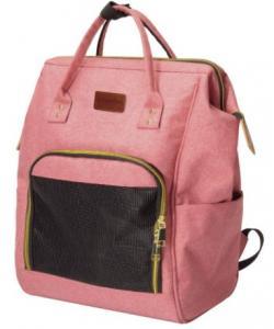 """Рюкзак-переноска """"Pet Fashion"""" для животных розовый, 30*20*43см"""