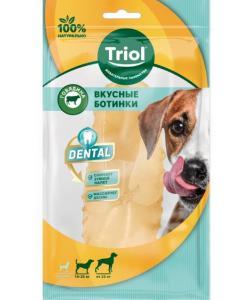 Ботинок вкусный для собак DENTAL, 13,5см