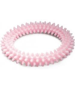 """Игрушка для щенков """"Кольцо розовое"""" (серия PUPPY) 10,5см"""
