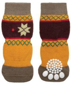 "Носки для собак ""Снежинка"", размер L, 3,5*9см"