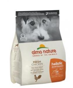 Для взрослых собак малых пород с курицей, Holistic Small&Chicken