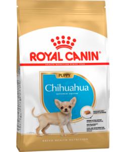Для щенков Чихуахуа: до 8 мес. (Chihuahua 30 junior)