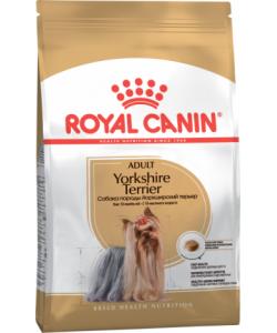 Для взрослого Йоркширкого терьера: с 10 мес. (Yorkshire Terrier 28)