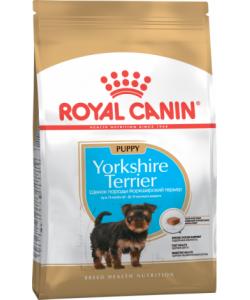 Для щенков Йоркширского терьера: до 10 мес. (Yorkshire Junior 29)
