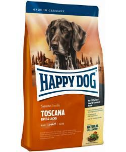"""""""Тоскана"""" для чувствительных собак: утка и лосось (Toscana)"""
