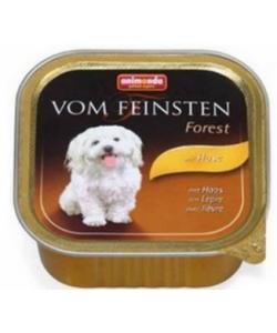 Консервы для собак с кроликом (Vom Feinsten Forest)