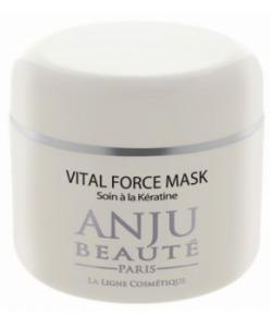 Маска Кератиновая для восстановления и увлажнения поврежденной шерсти (Vital Force Masque)