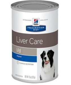 Консервы L/D (ЛД )для собак - Лечение заболеваний печени